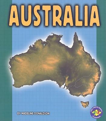 Australia By Donaldson, Madeline